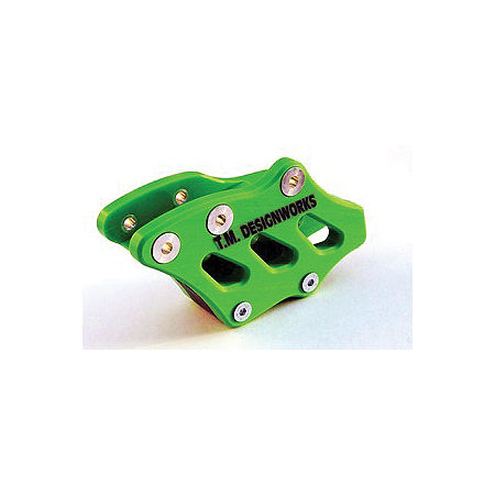 TM Designworks Rear Chain Slide-N-Guide - Green - Main