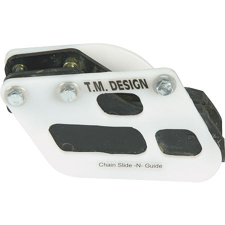 TM Designworks Rear Chain Guide Shell - Main