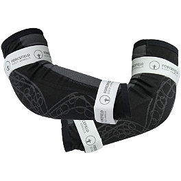 Forcefield Body Armour Limb Tubes With Dual Straps - Forcefield Body Armour Zeus Elbow Protector