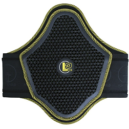 Forcefield Body Armour Pro L2 Lumbar Protector - M4 MC-36 Standard Titanium Full System Exhaust - Carbon