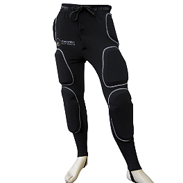Forcefield Body Armour Pro Pants - Comfort In Action Performance Pant Base Layer