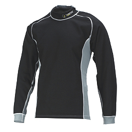 Forcefield Body Armour Tornado+ Wind Chill Long Sleeve Shirt - Forcefield Body Armour Base Layer Long Sleeve Shirt