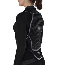 Forcefield Body Armour Women's Pro L2 Kevlar Back Protector - Dainese Women's Thorax Protector