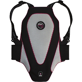 Forcefield Body Armour Women's SportLite L2 Back Protector - Leo Vince SBK GP Pro Evo II Slip-On Track Pack