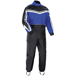 TourMaster One-Piece Rain Suit - Motocentric Centrek 1PC Rainsuit