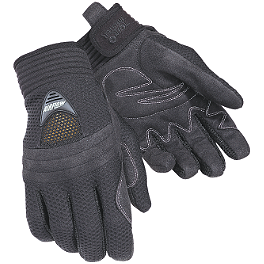 TourMaster Airflow Gloves - TourMaster Gel Cruiser 2 Gloves