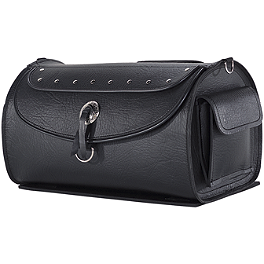 TourMaster Cruiser II Extra Large Barrelbag - TourMaster TB-12 Magnetic Tank Bag