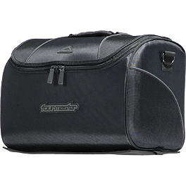 TourMaster Cruiser III Nylon Sissy Bar Bag - Small - TourMaster Cruiser III Nylon Slant Saddlebag - Extra Large