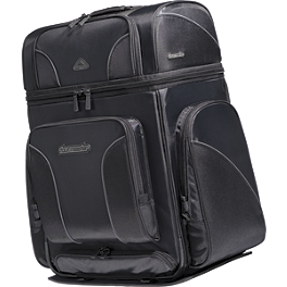 TourMaster Cruiser III Nylon Sissy Bar Bag - X-Large - TourMaster Cruiser III Nylon Box Saddlebag - Extra Large