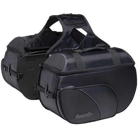 TourMaster Cruiser III Nylon Box Saddlebag - Large - Main