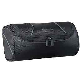 Tour Master Cruiser III Nylon Toolbag - TourMaster Cruiser III Nylon Slant Saddlebag - Extra Large