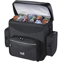 Tour Master Cruiser III Cooler Bag Insert - Show Chrome Receiver Hitch Rack