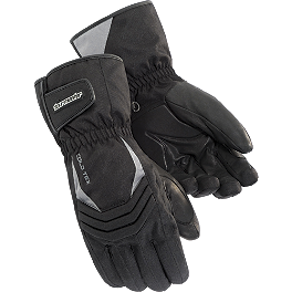 TourMaster Cold-Tex 2.0 Gloves - Pokerun Winter Long Textile Gloves