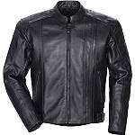 TourMaster Coaster 3 Leather Jacket - TOUR-MASTER Cruiser Riding Gear