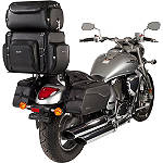 Tourmaster Coaster SL Sissybar Bag - Tour Master Cruiser Products
