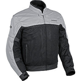 TourMaster Draft Air Series 2 Jacket - Alpinestars P1 Drystar Waterproof Jacket