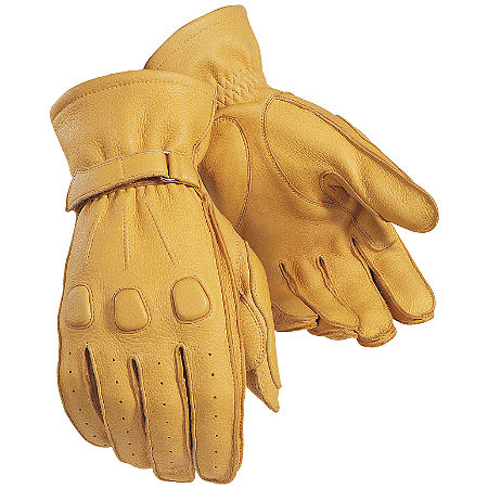 TourMaster Deerskin Gloves - Main