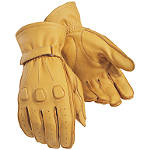 TourMaster Deerskin Gloves - Tour Master Motorcycle Gloves