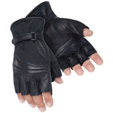 TourMaster Gel Cruiser 2 Fingerless Gloves - Main