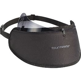 Tour Master Select Visor Bag - TourMaster Deluxe Rain Boot Covers
