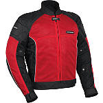 TourMaster Intake Air Series 3 Jacket - Tour Master Cruiser Jackets and Vests
