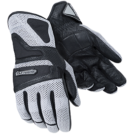 TourMaster Intake Air Gloves - TourMaster Deerskin Gloves