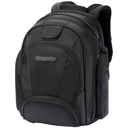 TourMaster Cruiser III Nylon Traveler Backpack - Chrome Industries Cardiel Fortnight Backpack