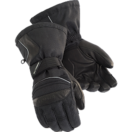 TourMaster Polar-Tex 2.0 Gloves - Pokerun Winter Long Textile Gloves