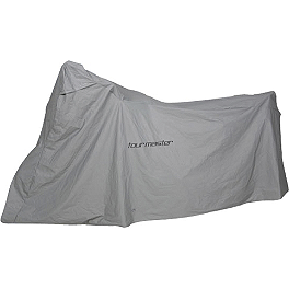 TourMaster PVC Motorcycle Cover - Nelson-Rigg Econo Motorcycle Cover