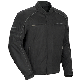 TourMaster Raven Jacket - Power Trip Jet Black II Jacket