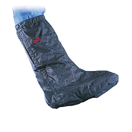 TourMaster Deluxe Rain Boot Covers - Firstgear Rubber Overgloves