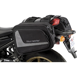 TourMaster Select Saddlebags - TourMaster Cruiser III Nylon Traveler Backpack
