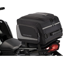 TourMaster Select Tail Bag - TourMaster Solution 2.0 Waterproof Road Boots