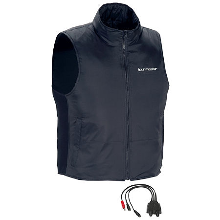 TourMaster Synergy 2.0 Electric Vest Liner With Collar - Main