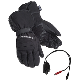 TourMaster Synergy 2.0 Electric Textile Gloves - TourMaster Synergy 2.0 Electric Leather Gloves