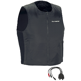 TourMaster Synergy 2.0 Electric Vest Liner - TourMaster Synergy 2.0 Electric Vest Liner With Collar
