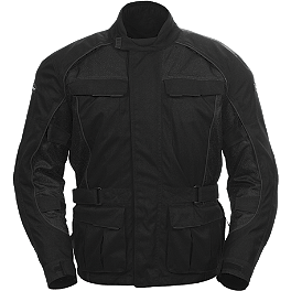 TourMaster Saber 3 Jacket - AGVSport Telluride Waterproof Jacket