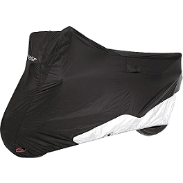 Tour Master Select Motorcycle Cover - Alpinestars Tech-7 Supermoto Boots