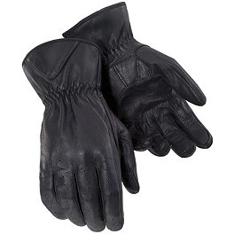 TourMaster Select Summer Gloves - TourMaster Deerskin Gloves