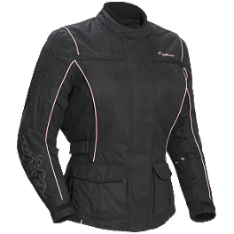TourMaster Women's Motive Jacket - Vega Milepost Touring Jacket