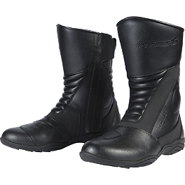 TourMaster Women's Solution 2.0 Waterproof Road Boots - Alpinestars Women's Gran Torino Gore-Tex Boots