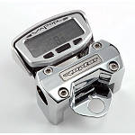 "Trail Tech Dashboard Bar Mount For Vapor/Vector Computer - Oversize 1-1/8"" Bars With Logo - Trail Tech ATV Computers"
