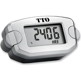 Trail Tech TT0 Hour Meter - Trail Tech TT0 Tach/Hour Meter