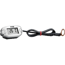 Trail Tech Temperature Meter 10mm Spark Plug Sensor - Camelbak Quick Link Thermal Control Kit