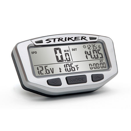Trail Tech Striker Computer Kit - Silver