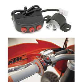 Trail Tech Striker/Vector Computer Remote - Bazzaz Performance Handlebar Map Selection Switch