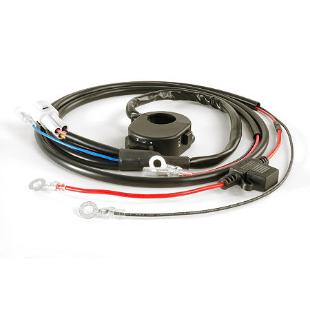 Trail Tech Light Wire Harness With 3-Position Kill Switch - Main