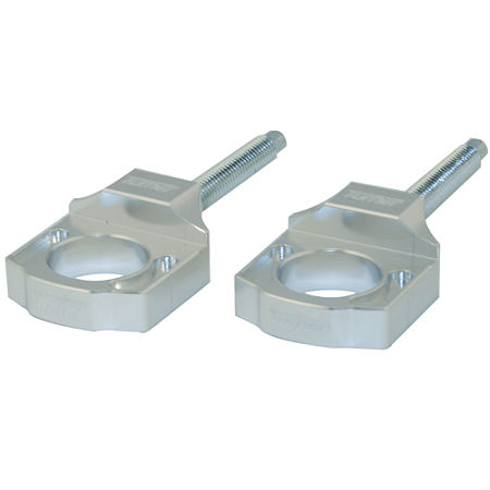 Turner Pro Axle Blocks - Silver