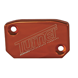 Turner Front Reservoir Cap - Turner Steel Sprocket & Chain Kit