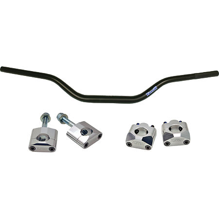 Turner Oversized Bar Mounts With Renthal Fat Bar Combo - Main